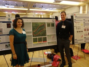Student Researchers at the 2015 Spring Undergradate Research Symposium